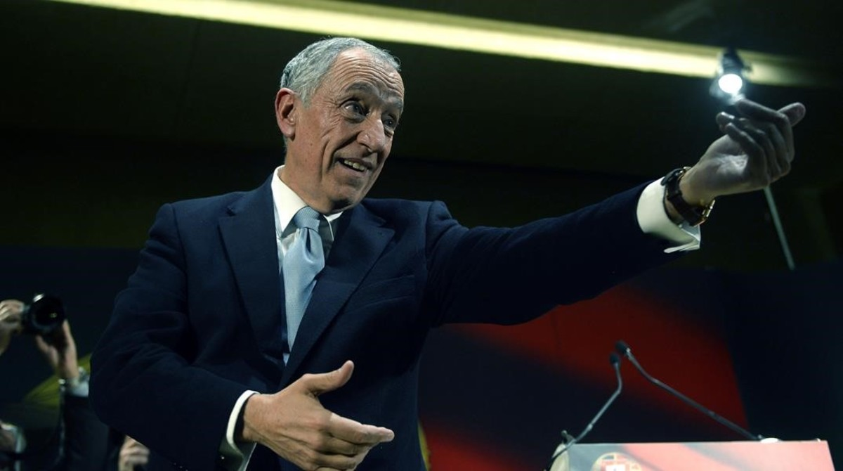 Marcelo Rebelo de Sousa, el presidente 'low cost' de Portugal