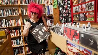 Silvia Resorte: �Hay mucha gente que es punk y no lo sabe�