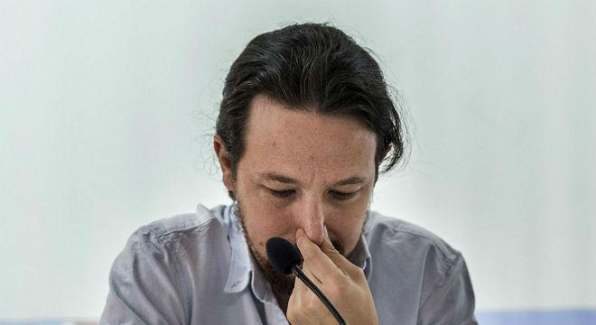 Pablo Iglesias evita l'autocrítica i apel·la a la pau interna