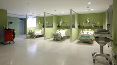 Los niños hospitalizados en Madrid podrán recibir visitas de sus perros