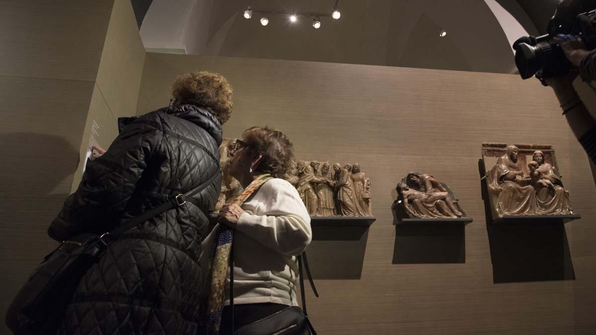 L'aplicació del 155 provoca el retorn de 44 obres d'art al monestir de Sixena