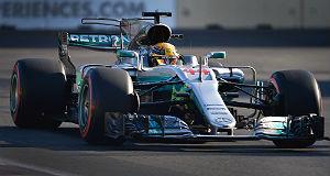 Lewis Hamilton parte de la 'pole' del GP de Azerbaiyán