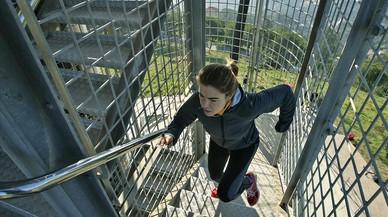 Los beneficios de subir escaleras a diario