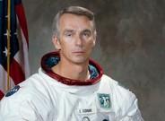 El astronauta Gene Cernan, en una imagen de archivo.