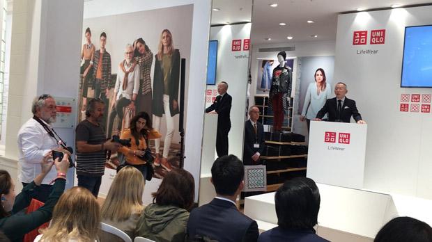 Uniqlo abre su primera tienda en Barcelona y ya prepara la segunda apertura