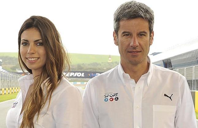 Tele 5 incorpora a Nico Abad y Melissa Jim�nez para el Mundial de motos