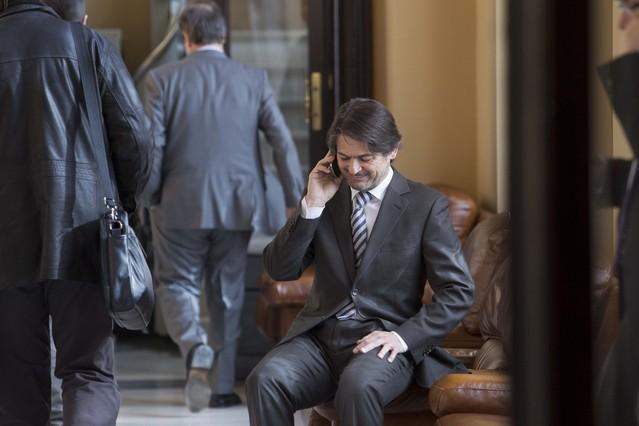 El fiscal pide al TSJC la imputaci�n de Oriol Pujol por el 'caso ITV'