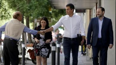 La oposición en el Congreso se rearma con el PSOE de Sánchez