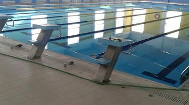 Badalona reabre la piscina Mireia Belmonte tras una inversión de 48.000 euros