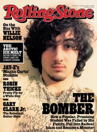 Revuelo en EEUU por la portada de 'Rolling Stone' dedicada a Tsarnaev