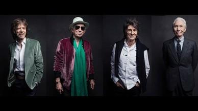 Los Stones, fotografiados hace dos semanas den Nueva York.