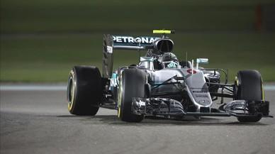 Rosberg es proclama campió amb el seu podi a Abu Dhabi