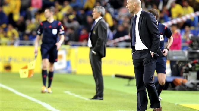 Zidane s'espanta davant la magnitud del problema del Madrid
