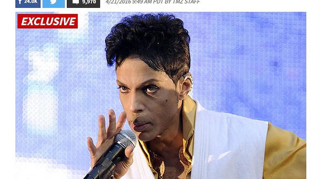 Prince, Michael Jackson o Paul Walker, les primícies de TMZ