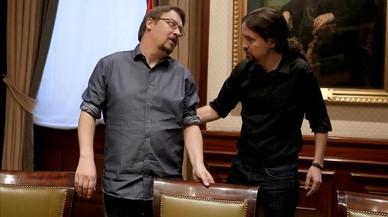 Iglesias busca la fórmula per no quedar fora del tauler català