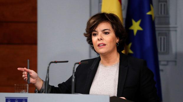 El Govern central convida Puigdemont a donar la cara al Senat