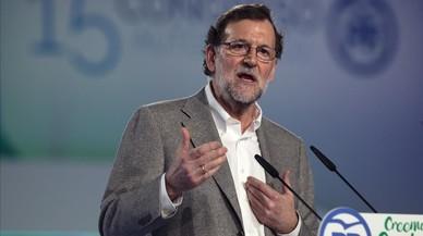 Rajoy insisteix a esgotar la legislatura però demana més estabilitat