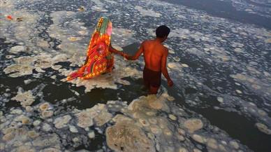 Més de 1.800 milions de persones consumeixen aigua contaminada per material fecal