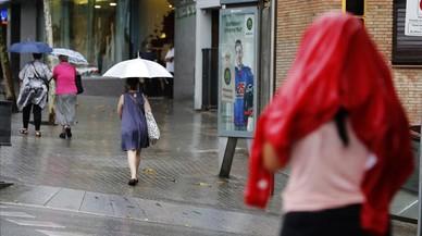 Aire fresquet i risc de tempestes