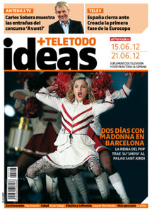 Portada de 'Ideas+Teletodo'.