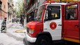 Una mujer resulta herida en un incendio en Grcia