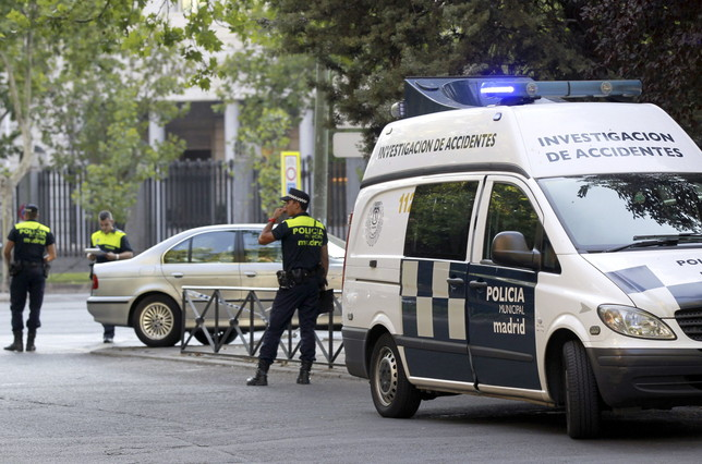 El ridícul vídeo de la Policia Municipal de Madrid que avergonyeix fins i tot els seus agents