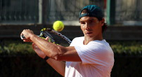 Rafael Nadal debuta<br> en Indian Wells