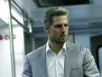 �El actor Tom Cruise, en una secuencia de la pelicula 'Collateral'.