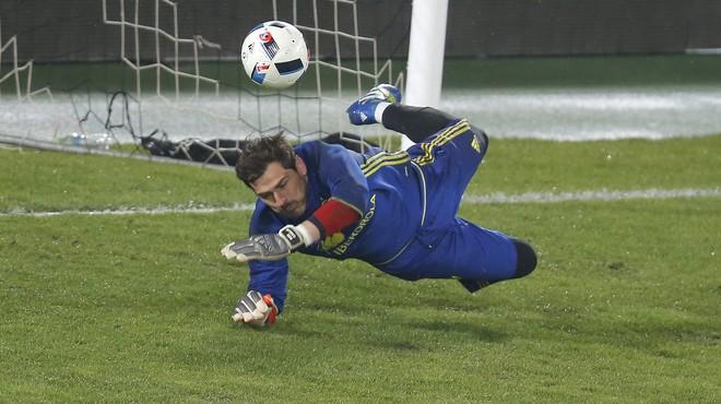 """Iker Casillas: """"No sé si serà el meu últim any amb Espanya"""""""
