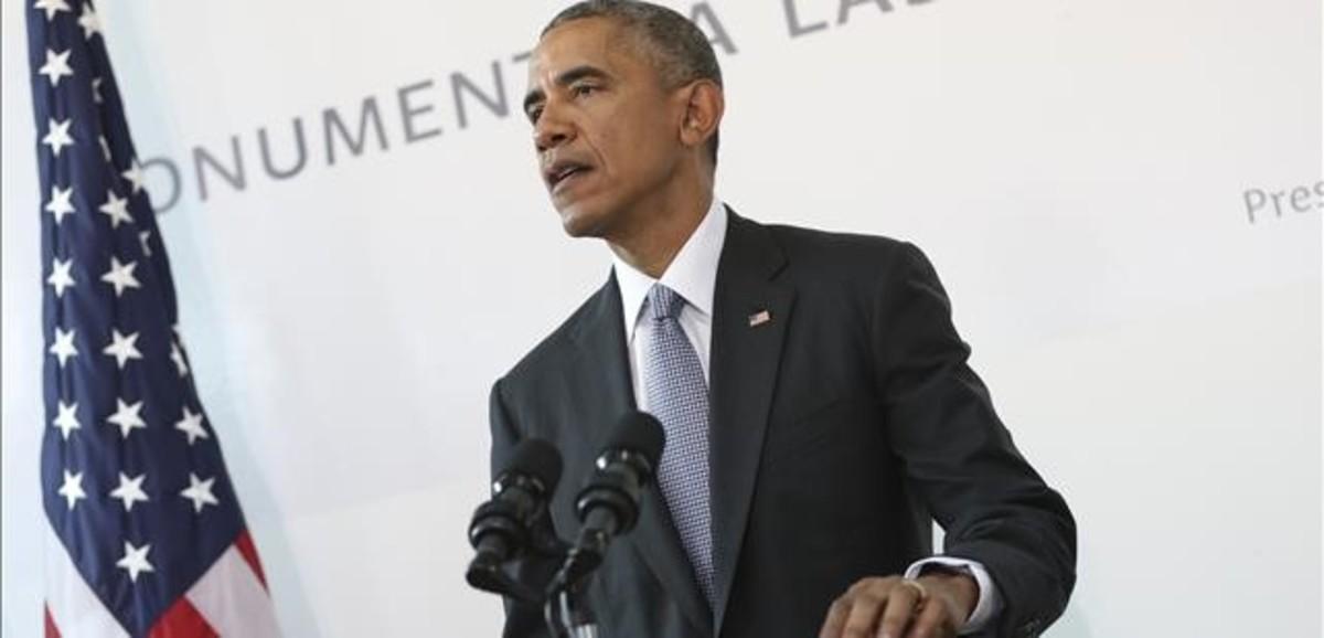 L'Estat Islàmic i Brussel·les marquen l'última cimera nuclear d'Obama