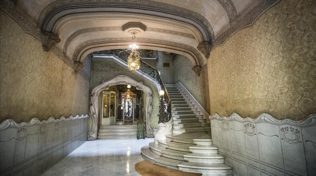 Las casas museo brotan en barcelona - Casas modernistas barcelona ...