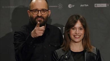 L'equip d''El guardián invisible' es desmarca de Miren Gaztañaga