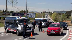 Controles de tráfico en carretera