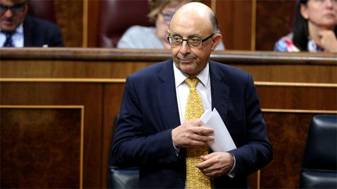 El Constitucional anul·la lamnistia fiscal de Montoro