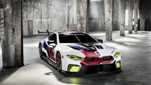 BMW M8 GTE 2017