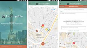 La app Incorruptible, para que la ciudadanía participe en la lucha contra la corrupción en México.