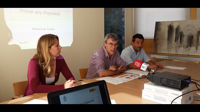 """ERC de Mataró retreu al govern local """"la falta de concreció i projecte de ciutat"""""""