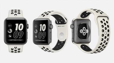 Llega una edición limitada del reloj Apple Watch NikeLab
