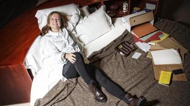 Beatriz Colomina: «El llit es convertirà en la nova oficina»