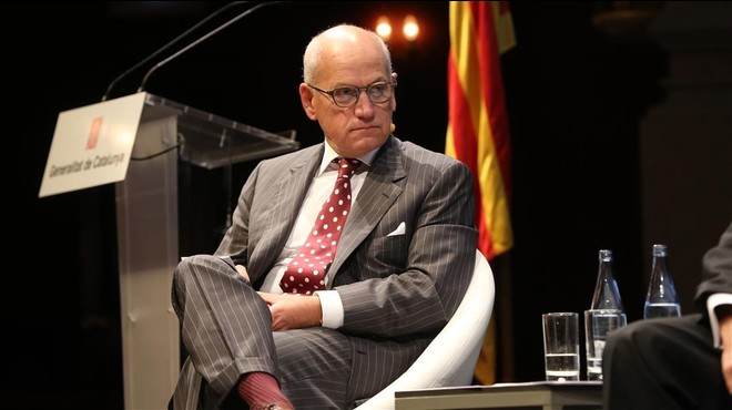 """Vilarrubí: """"Quieren evitar la foto de Cristiano en el banquillo de acusados"""""""