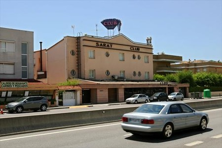 El club Saratoga fue clausurado en el 2009 cuando estall� el esc�ndalo y se produjeron las detenciones.