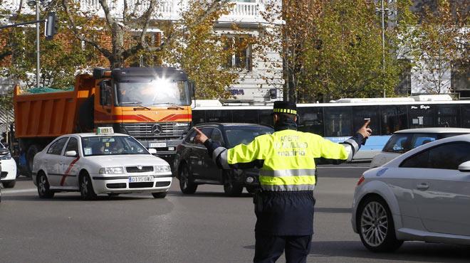 Madrid comença a aplicar les mesures de seguretat per a la cavalcada de Reis