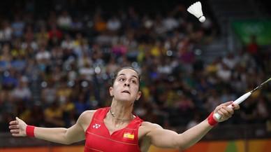 Carolina Marín, una semifinal amb vistes a l'or