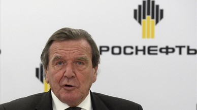 El excanciller alemán Schroeder, presidente de la petrolera rusa Rosneft