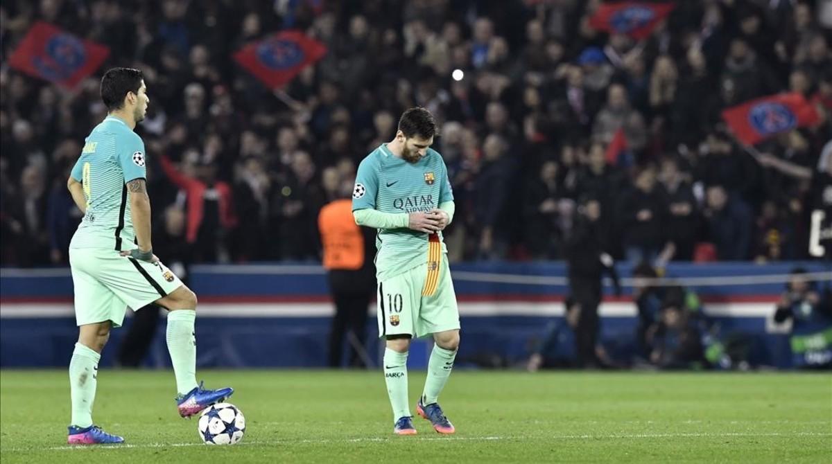 "Gritaré muy fuerte: ""Visca el Barça"""