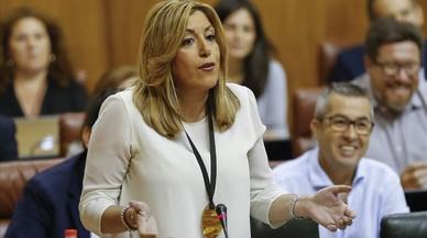 La Junta d'Andalusia té una borsa de 1.500 treballadors sense feina per fer