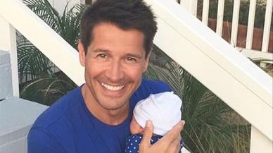 Jaime Cantizano ja té el seu fill Leo