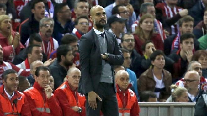 """Guardiola: """"Encara no estic mort, em queda una bala"""""""