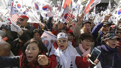 El Constitucional destitueix la presidenta de Corea del Sud