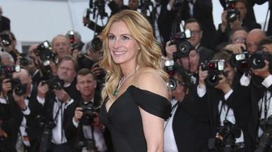 Julia Roberts, en mayo del año pasado en el festival de Cannes.